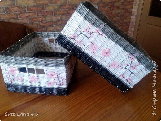 Короб большой для вещей. фото 4