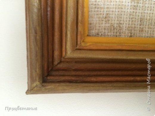 """Вот так выглядит """"рейка"""" для изготовления рамочки. Конфигурацию в разрезе выбирайте сами, как нравится. фото 5"""