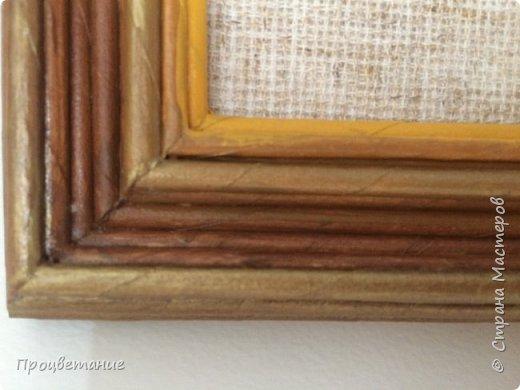 """Вот так выглядит """"рейка"""" для изготовления рамочки. Конфигурацию в разрезе выбирайте сами, как нравится. фото 4"""