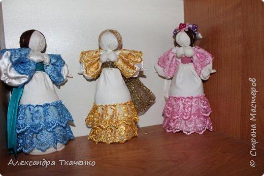 """Оберег """"кукла - мотанка"""" фото 2"""