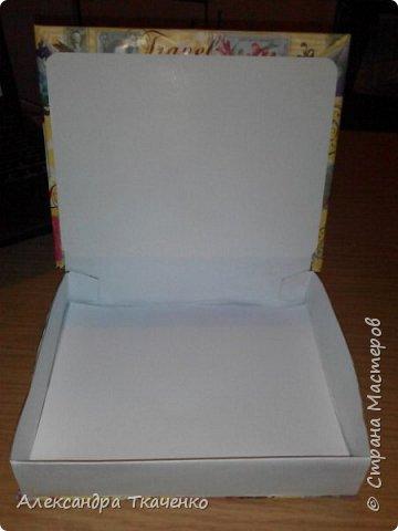 Коробочка для хранения ниток фото 3