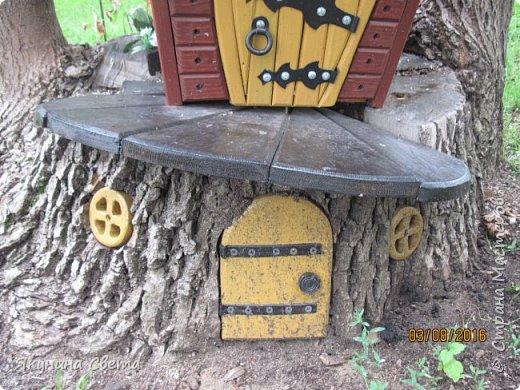Еще одна композиция нашего двора. фото 8