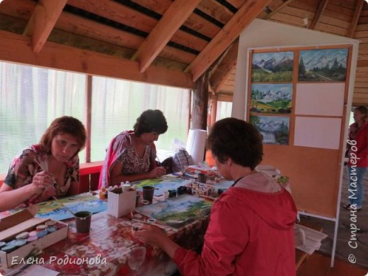 """Эту сказочную картину можно увидеть на горе Синюха в республике Алтай. А побывали мы здесь благодаря проведённой в Горном Алтае выставке """"Живая планета"""". фото 27"""