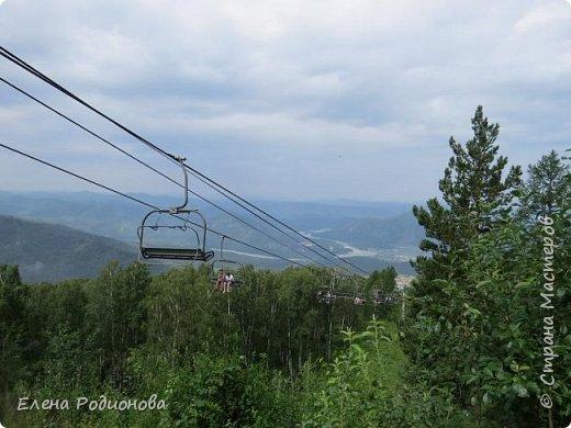 """Эту сказочную картину можно увидеть на горе Синюха в республике Алтай. А побывали мы здесь благодаря проведённой в Горном Алтае выставке """"Живая планета"""". фото 30"""