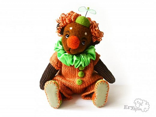 Мишка Тедди Брауни фото 1