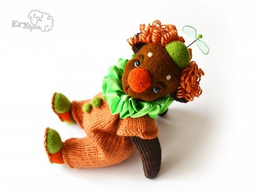 Мишка Тедди Брауни фото 2