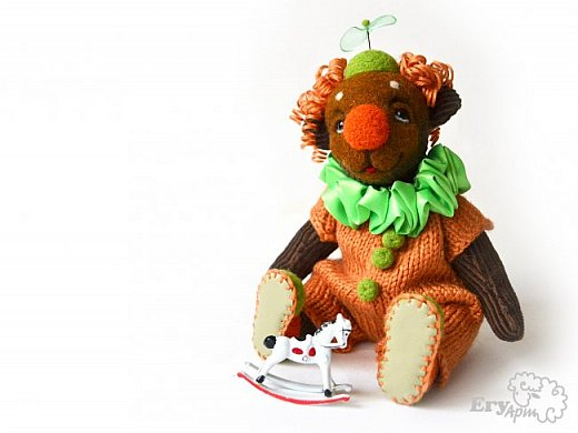 Мишка Тедди Брауни фото 3