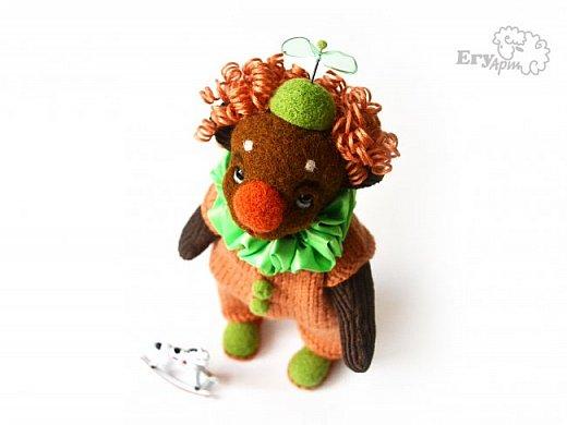 Мишка Тедди Брауни фото 4