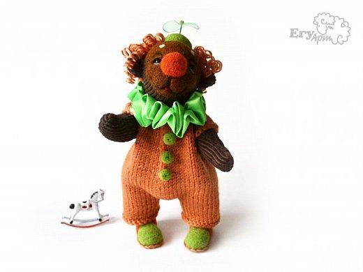 Мишка Тедди Брауни фото 5