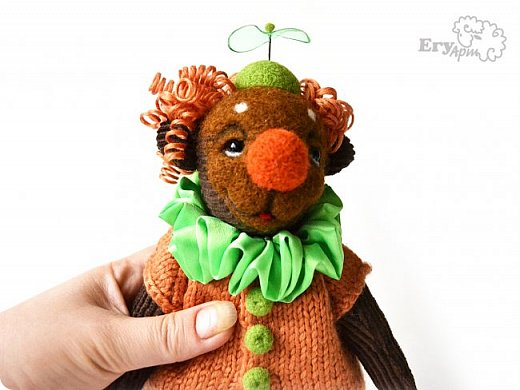 Мишка Тедди Брауни фото 6