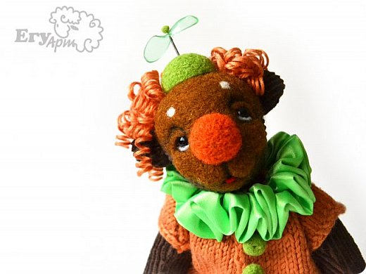 Мишка Тедди Брауни фото 7