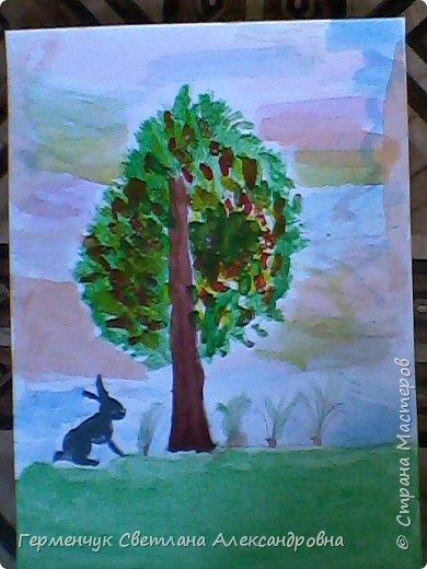 Это рисунки моих талантливых  ребят (3-4 класс),Костя Н.,Егор Л. фото 10