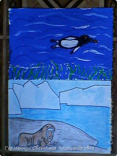 Это рисунки моих талантливых  ребят (3-4 класс),Костя Н.,Егор Л. фото 8