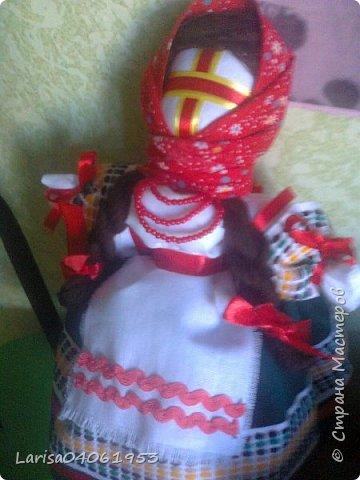 Кукла-Мотанка фото 1