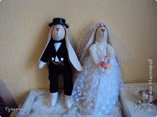 Дорогие друзья выставляю на ваш суд первую свою работу, моя хорошая знакомая выходит замуж в сентябре и попросила сделать для неё вот такой наборчик к свадьбе... фото 8