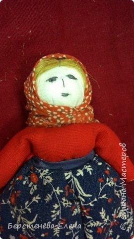 Народная кукла для игры.  Вологодская коллекция кукол из музея. фото 1
