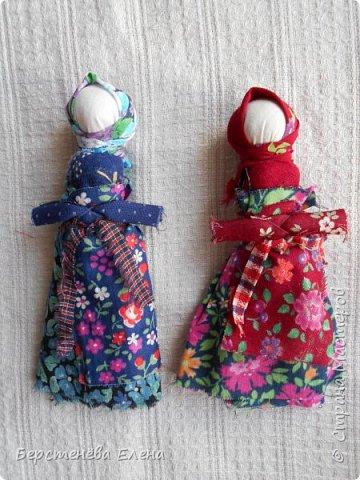 Народная кукла для игры.  Вологодская коллекция кукол из музея. фото 3