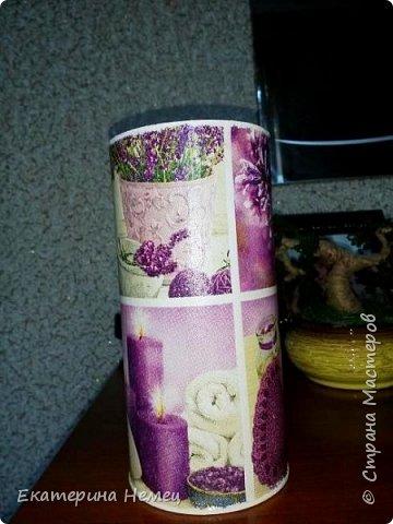 ВСЕМ ДОБРОГО ДНЯ!!! Дома накопилось много банок от детского чая, не пропадать  же такому добру!!! Получились банки для хранения  карандашей, ручек и фломастеров, а также для хранения кисточек для макияжа, карандашей для глаз и всяких разных мелочей... фото 9