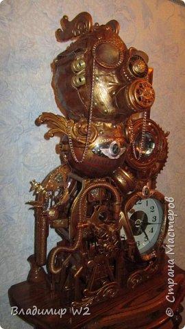 Таймпанк (англ. timepunk) — поджанр научной фантастики, моделирующий мир стоящий на каком-то ином технологическом уровне, что подразумевает иные законы социума. фото 21
