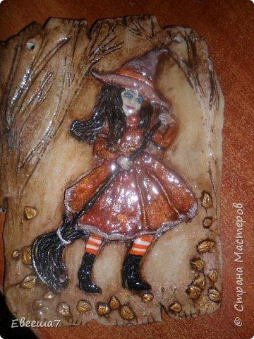 Милая и добрая ведьмочка. фото 1