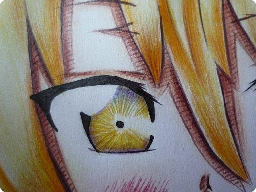 """Знакомьтесь! Это - Идзуми Сена, персонаж аниме """"Любовная сцена""""   Думаю, многим анимешникам известен такой стиль - две картинки, одна под другой, один и тот же персонаж, только разные эмоции или движения. фото 6"""