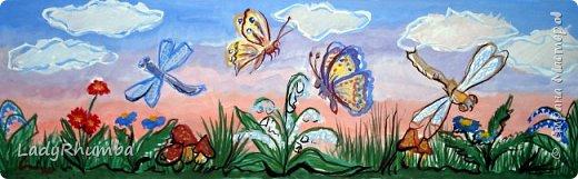 Всем добра!   Вот еще некоторые из моих работ. Пейзажики. Кое-какие срисованы с фоток, некоторые из художки. Вот эта моя любимая.  фото 9