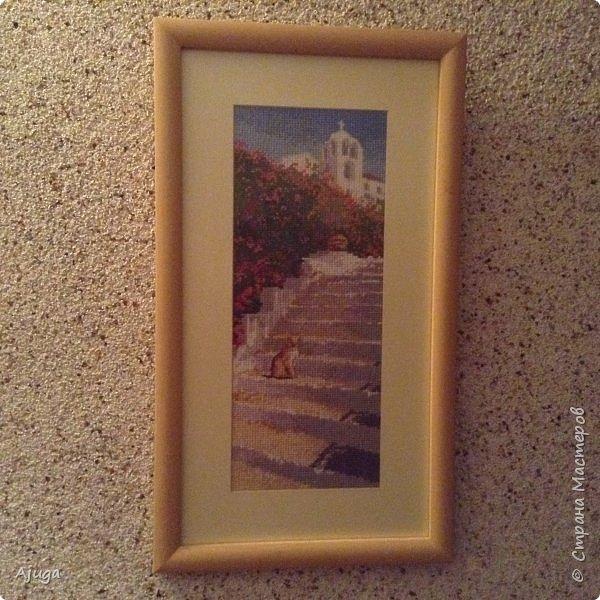 Вышитые картины- продолжение. фото 12