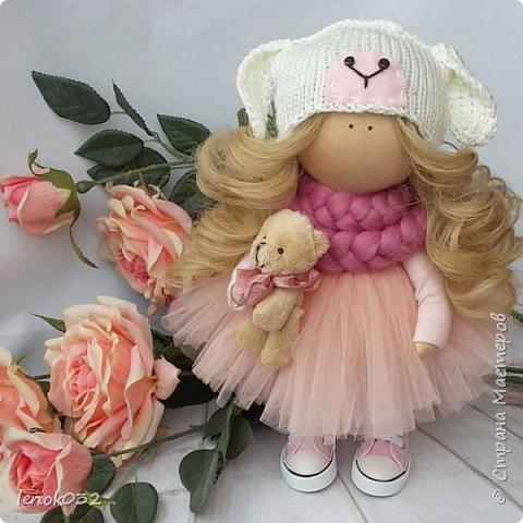 Коллекционные куклы ручной работы. фото 1
