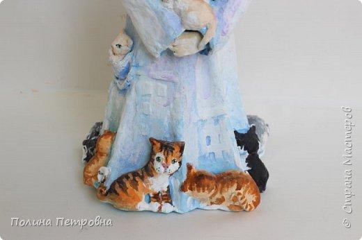 Кукла интерьерная-Ангел Бабушка фото 2
