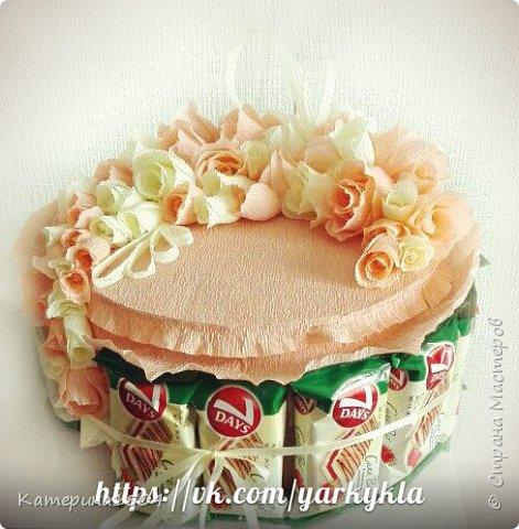 Мой первый тортик