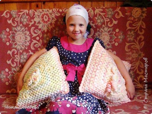 Мои подушечки-думочки фото 6