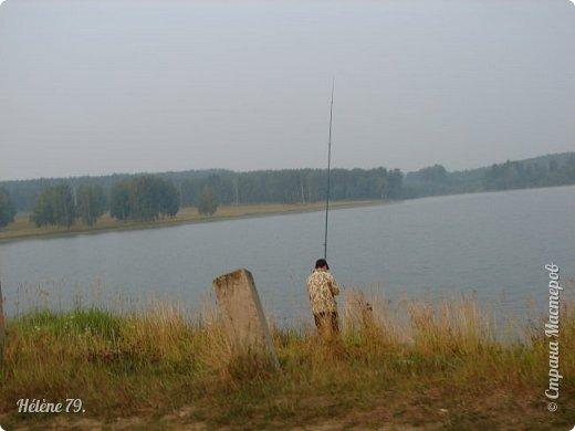 """""""С утра сидит на озере   Любитель-рыболов,  Сидит, мурлычет песенку,  А песенка без слов...  Здравствуйте, дорогие жители нашей замечательной СМ! Приглашаю ВАС на утреннюю рыбалку :) фото 6"""