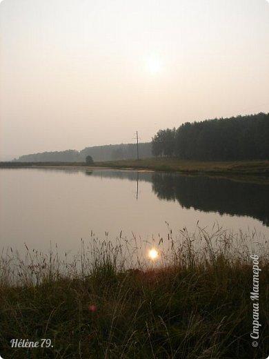"""""""С утра сидит на озере   Любитель-рыболов,  Сидит, мурлычет песенку,  А песенка без слов...  Здравствуйте, дорогие жители нашей замечательной СМ! Приглашаю ВАС на утреннюю рыбалку :) фото 18"""