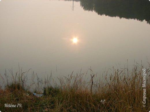 """""""С утра сидит на озере   Любитель-рыболов,  Сидит, мурлычет песенку,  А песенка без слов...  Здравствуйте, дорогие жители нашей замечательной СМ! Приглашаю ВАС на утреннюю рыбалку :) фото 1"""