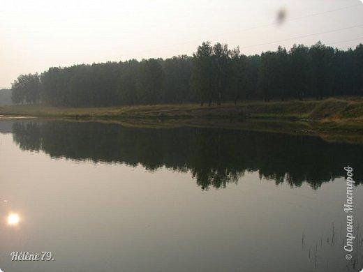 """""""С утра сидит на озере   Любитель-рыболов,  Сидит, мурлычет песенку,  А песенка без слов...  Здравствуйте, дорогие жители нашей замечательной СМ! Приглашаю ВАС на утреннюю рыбалку :) фото 21"""