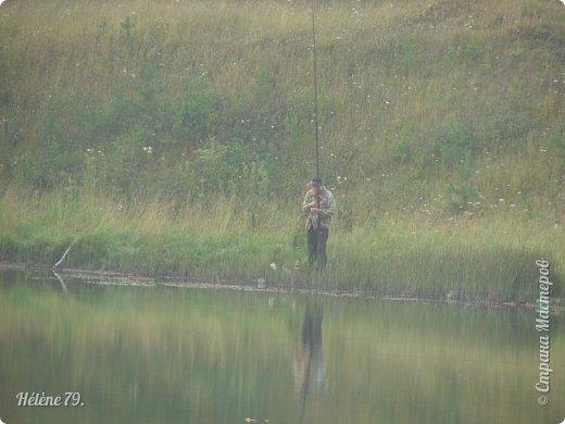 """""""С утра сидит на озере   Любитель-рыболов,  Сидит, мурлычет песенку,  А песенка без слов...  Здравствуйте, дорогие жители нашей замечательной СМ! Приглашаю ВАС на утреннюю рыбалку :) фото 26"""