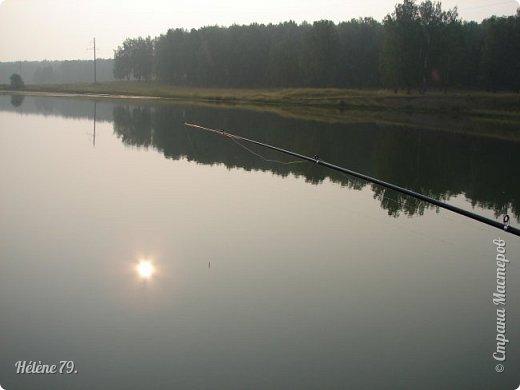 """""""С утра сидит на озере   Любитель-рыболов,  Сидит, мурлычет песенку,  А песенка без слов...  Здравствуйте, дорогие жители нашей замечательной СМ! Приглашаю ВАС на утреннюю рыбалку :) фото 30"""