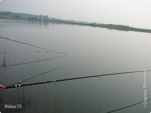 """""""С утра сидит на озере   Любитель-рыболов,  Сидит, мурлычет песенку,  А песенка без слов...  Здравствуйте, дорогие жители нашей замечательной СМ! Приглашаю ВАС на утреннюю рыбалку :) фото 35"""