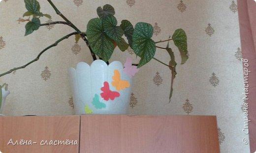 Бабочки из цветной бумаги фото 2