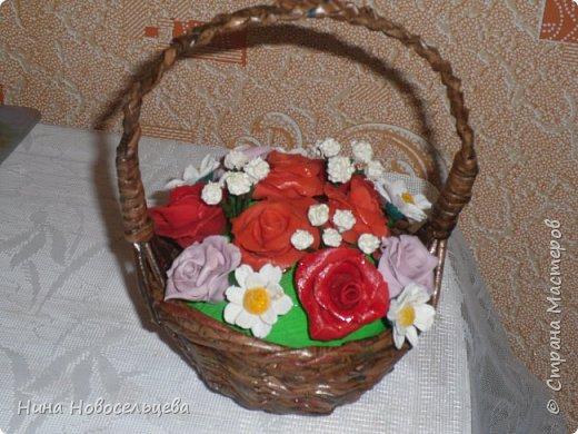Для Татьяны. Это любимые цветы ее мамы. фото 2