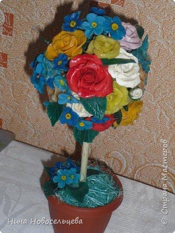 Для Татьяны. Это любимые цветы ее мамы. фото 4