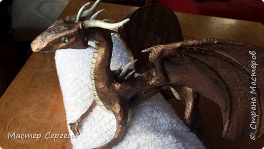 Как сделать дракона своими руками фото 2