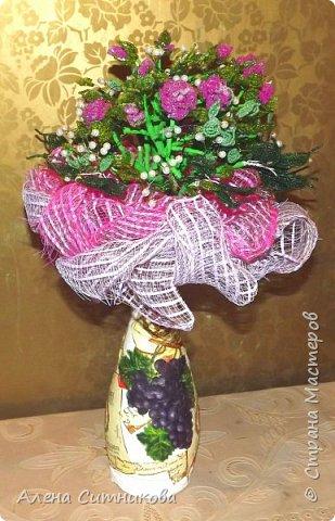 букет из чайных роз фото 3