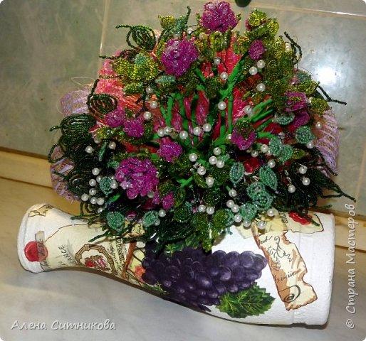 букет из чайных роз фото 1