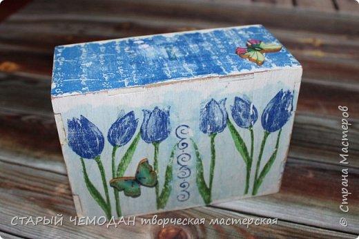 миникомод Тюльпаны фото 3