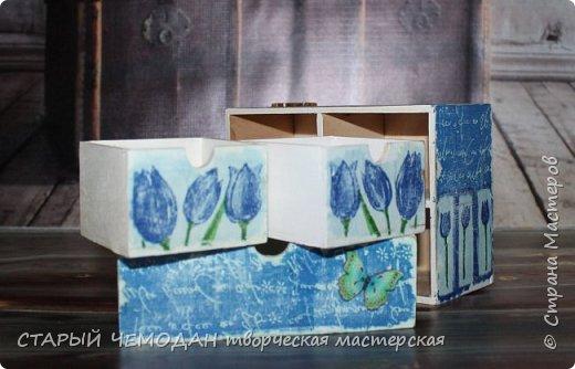 миникомод Тюльпаны фото 5
