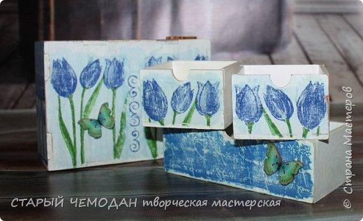 миникомод Тюльпаны фото 4