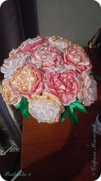 Свадебный букет для подруги фото 7