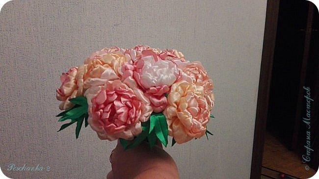 Свадебный букет для подруги фото 2