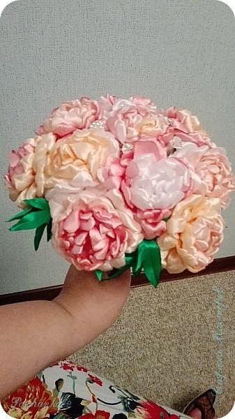 Свадебный букет для подруги фото 4